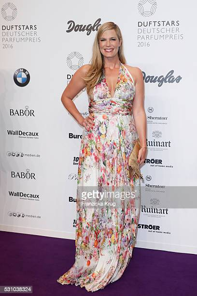 Verena Wriedt attends the Douglas at Duftstars at Kraftwerk Mitte on May 12 2016 in Berlin Germany