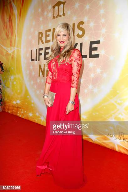 Verena Wriedt attends the Remus Lifestyle Night on August 3 2017 in Palma de Mallorca Spain