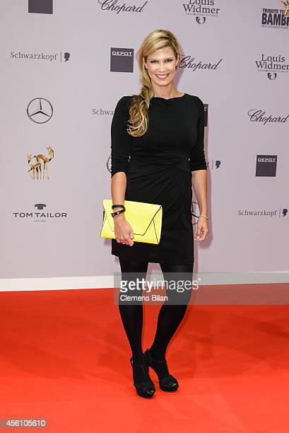 Verena Wriedt attends the Tribute To Bambi 2014 at Station on September 25 2014 in Berlin Germany