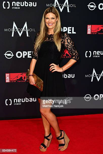 Verena Wriedt during the New Faces Award Film 2015 at ewerk on May 26 2016 in Berlin Germany