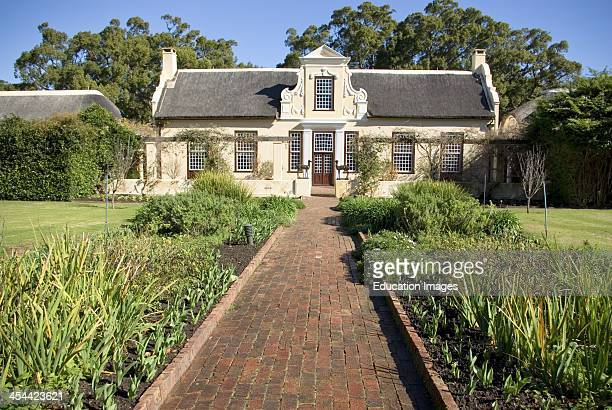 Vergelegen Dutch Remotely Situated Is Historic Wine Estate Near Somerset WeSt In The Western Cape Province Of South Africa Was Settled In 1700 By An...
