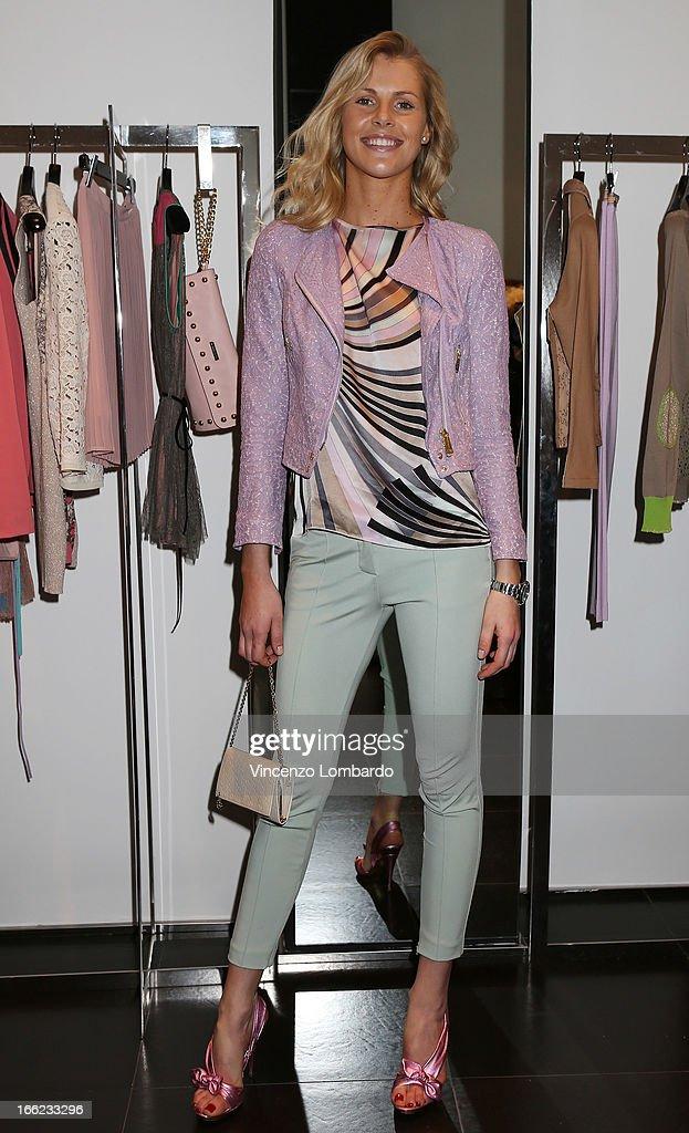 Veridiana Mallmann attends Oggetti Smarriti di Gumdesign - 2013 Milan Design Week on April 10, 2013 in Milan, Italy.