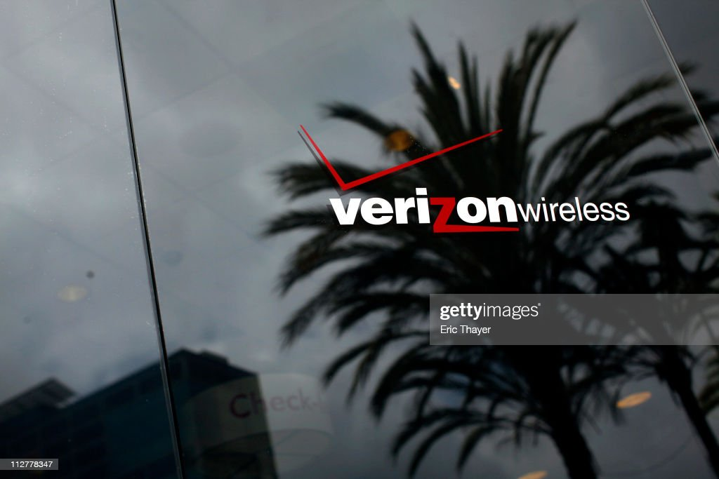 A Verizon store is seen April 21, 2011 in the Westwood neighborhood of Los Angeles, California. Verizon announced today that it activated 2.2 million iPhones during the first quarter, helping the company more than triple its profit from a year ago. The company reported earnings of $1.4 billion on revenue of $27 billion for the quarter. Profit grew more than three-fold from the $443 million the telecom company earned during the same period last year.