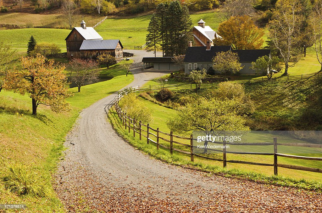 Vermont Homestead