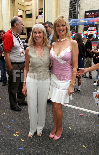 verna bloom and martha smith during animal house 25th