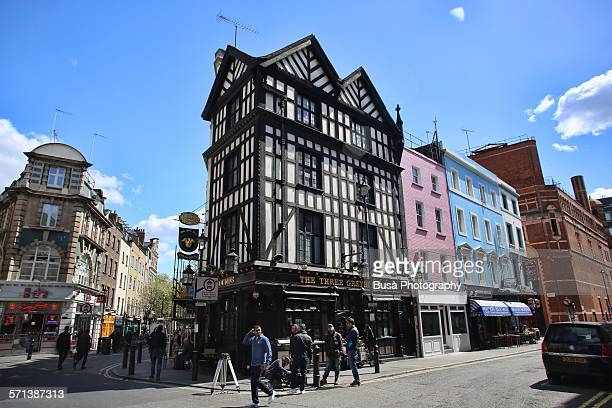 Soho London Stock Photos And Pictures Getty Images
