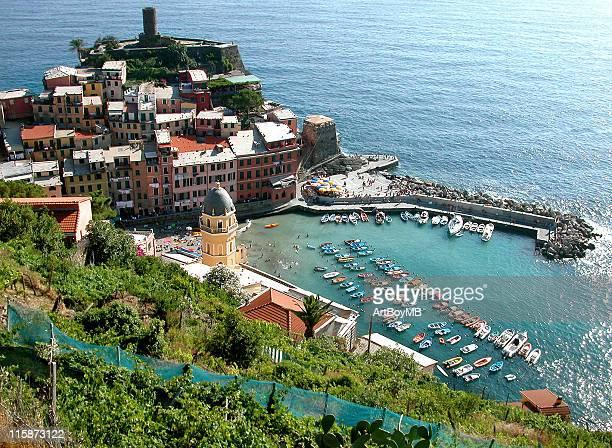 Vernazza, Italien, Cinque Terra