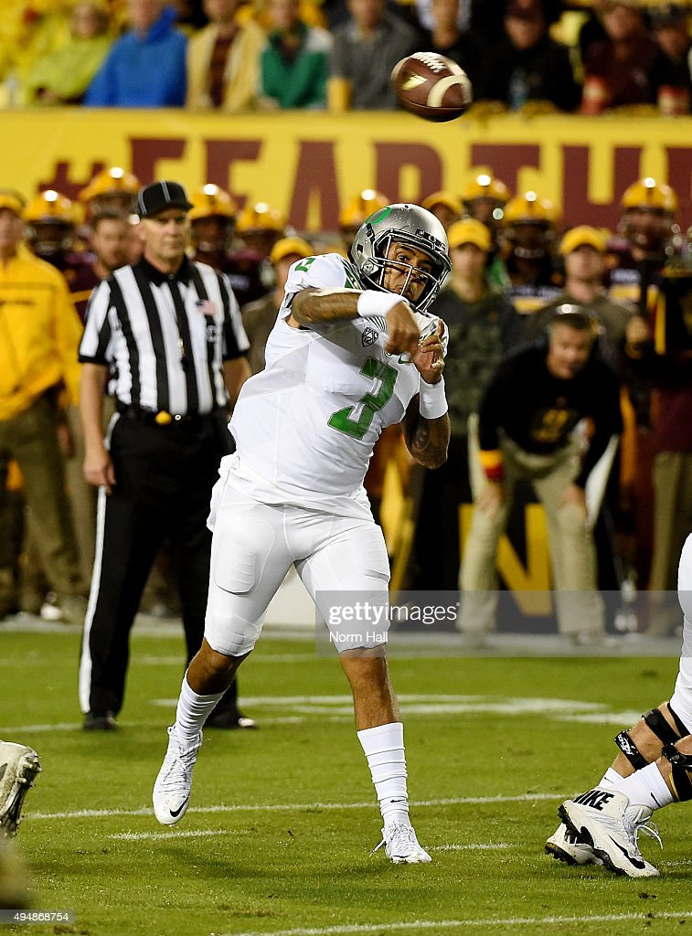 Oregon v Arizona State