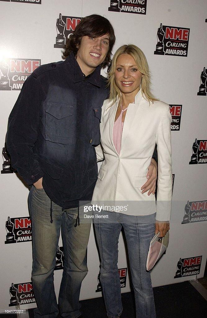 Vernon Kay And Tess Daly, Nme Carling Awards 2003, At Po Na Na, Hammersmith, London