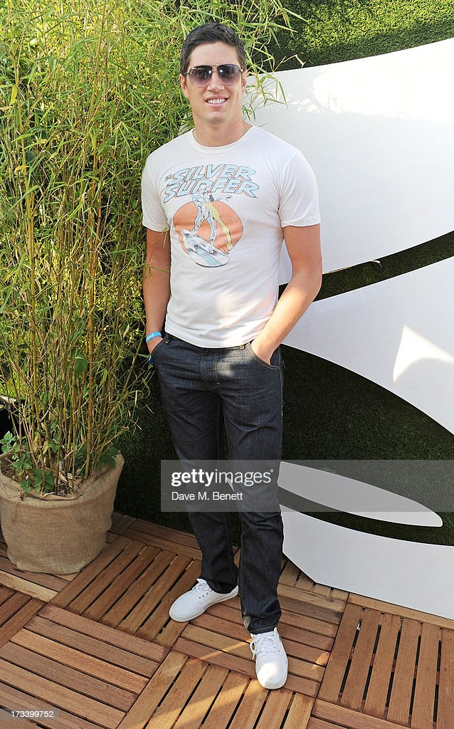 <a gi-track='captionPersonalityLinkClicked' href=/galleries/search?phrase=Vernon+Kay&family=editorial&specificpeople=211386 ng-click='$event.stopPropagation()'>Vernon Kay</a> attends the Barclaycard UNWIND VIP lounge at British Summer Time Hyde Park presented by Barclaycard on July 13, 2013 in London, England.