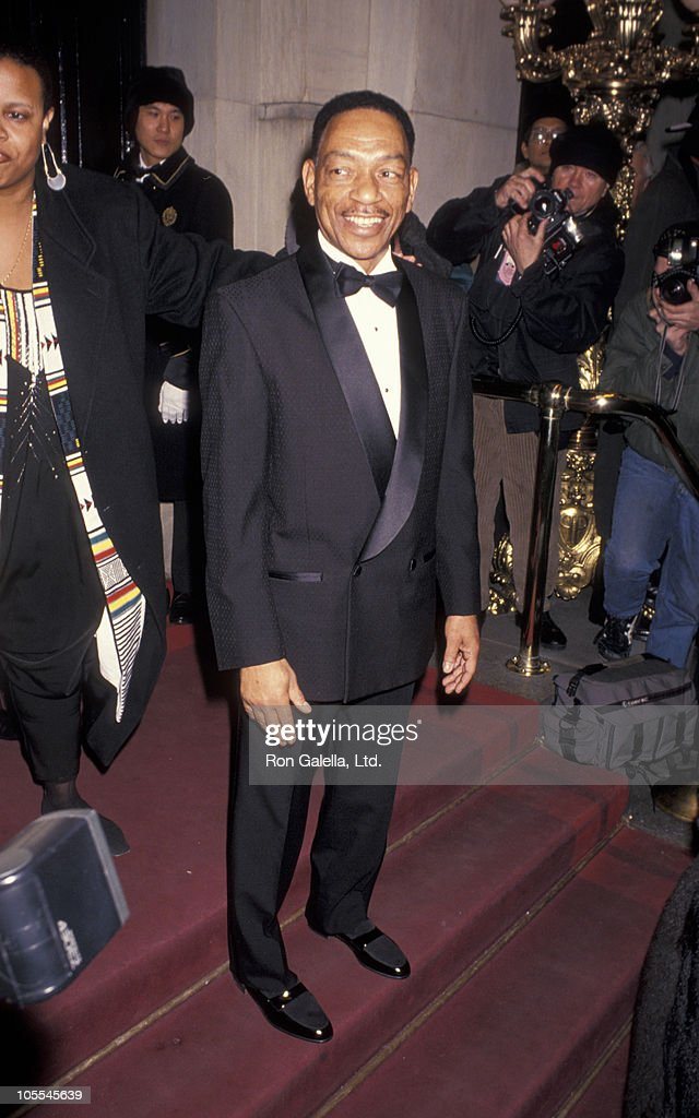 Vernon Lynch during The Wedding of Eddie Murphy and Nicole Mitchell - March 18, 1993 at Plaza Hotel in New York City, New York, United States.