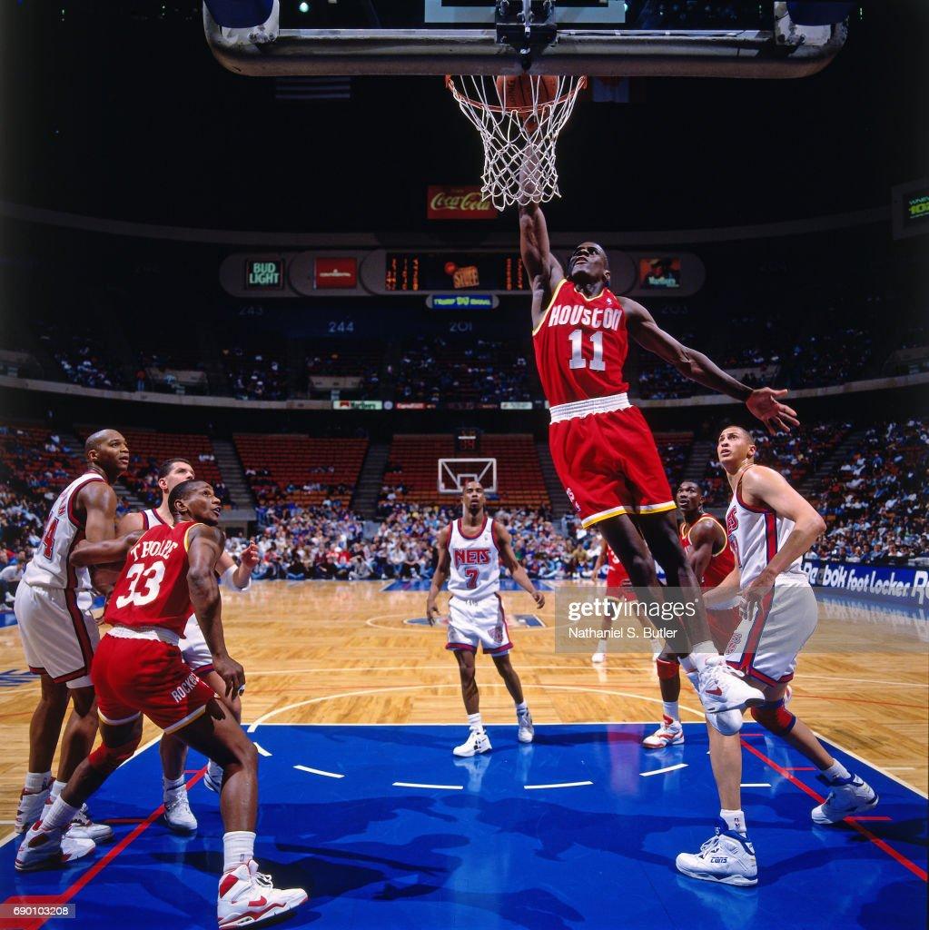 Houston Rockets v New Jersey Nets