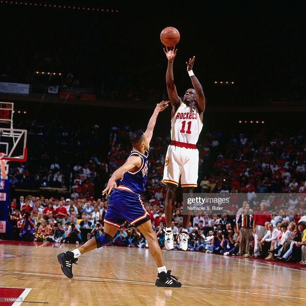 1994 NBA Finals Game 7 New York Knicks vs Houston Rockets