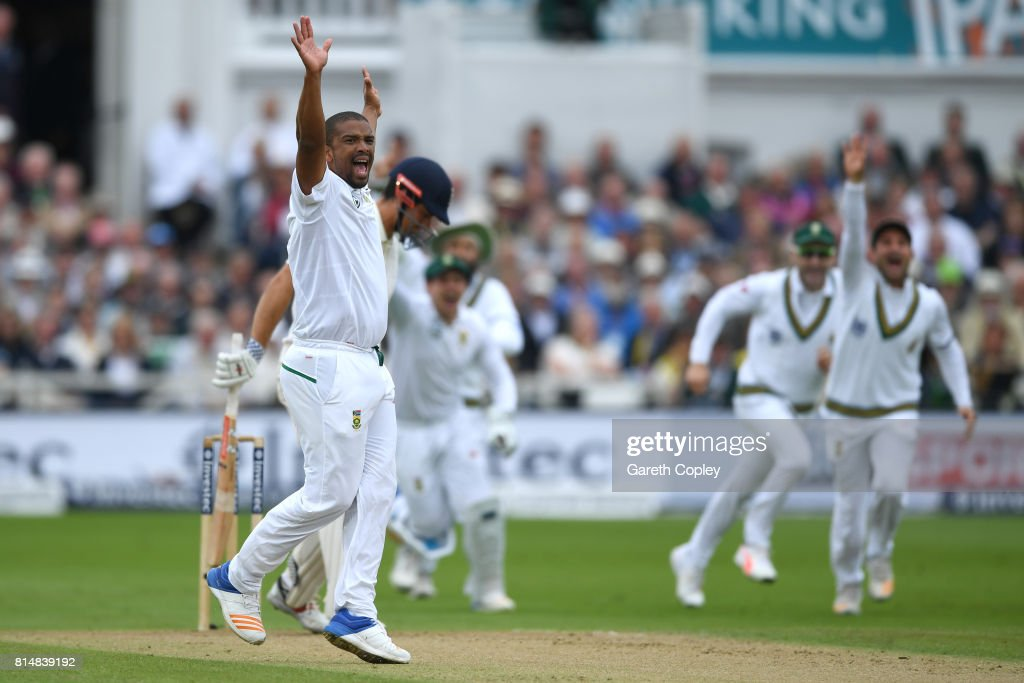 England v South Africa - 2nd Investec Test: Day Two