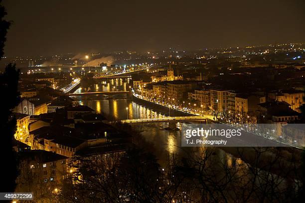 Verona Adige River Brides
