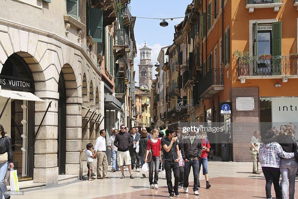 Verona - Italy : Stock Photo