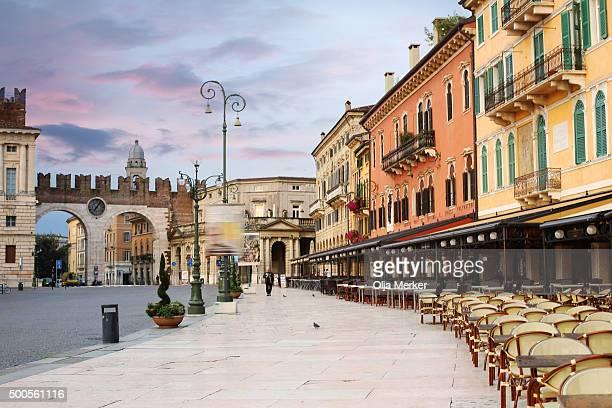 Verona old town