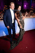 Verona Pooth and Franjo Pooth attend the Deutscher Fernsehpreis 2013 after party at the Coloneum on on October 2 2013 in Cologne Germany