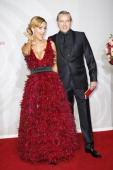 Verona Pooth and Franjo Pooth attend the Rosenball 2014 on May 31 2014 in Berlin Germany