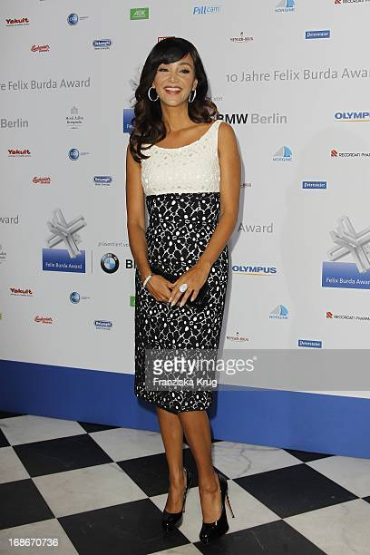 Verona Pooth at the 10th Anniversary Of The Felix Burda Award at Hotel Adlon in Berlin