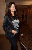 Verona Pooth attends the Felix Burda Award Gala 2011 at Hotel Adlon on April 10 2011 in Berlin Germany