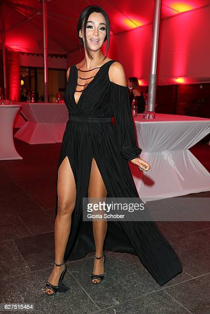 Verona Pooth during the Ein Herz Fuer Kinder after show party at Borchardt Restaurant on December 3 2016 in Berlin Germany