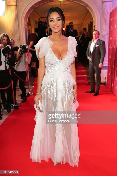Verona Pooth during the Gala Spa Awards at Brenners ParkHotel Spa on March 25 2017 in BadenBaden Germany