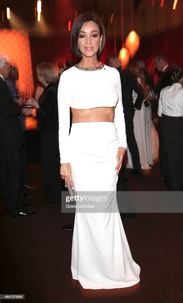 Verona Pooth during the Goldene Kamera 2015 after show party on February 27, 2015 in Hamburg, Germany.