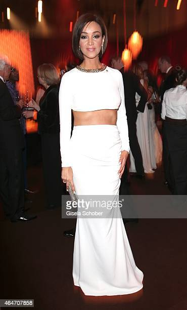 Verona Pooth during the Goldene Kamera 2015 after show party on February 27 2015 in Hamburg Germany