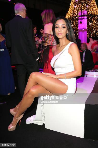 Verona Pooth during the Goldene Kamera after show party at Messe Hamburg on March 4 2017 in Hamburg Germany