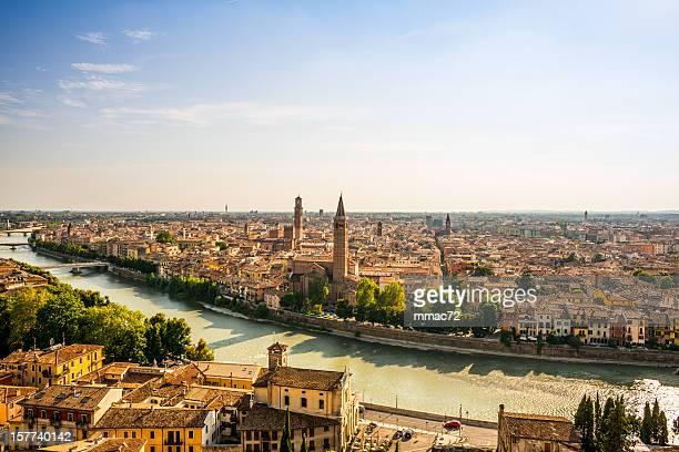 Skyline di Verona