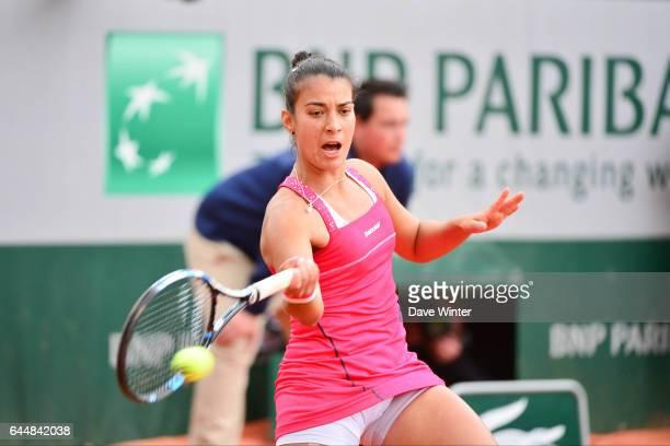 Veronica CEPEDE ROYG Jour 2 Roland Garros 2015 Photo Dave Winter / Icon Sport