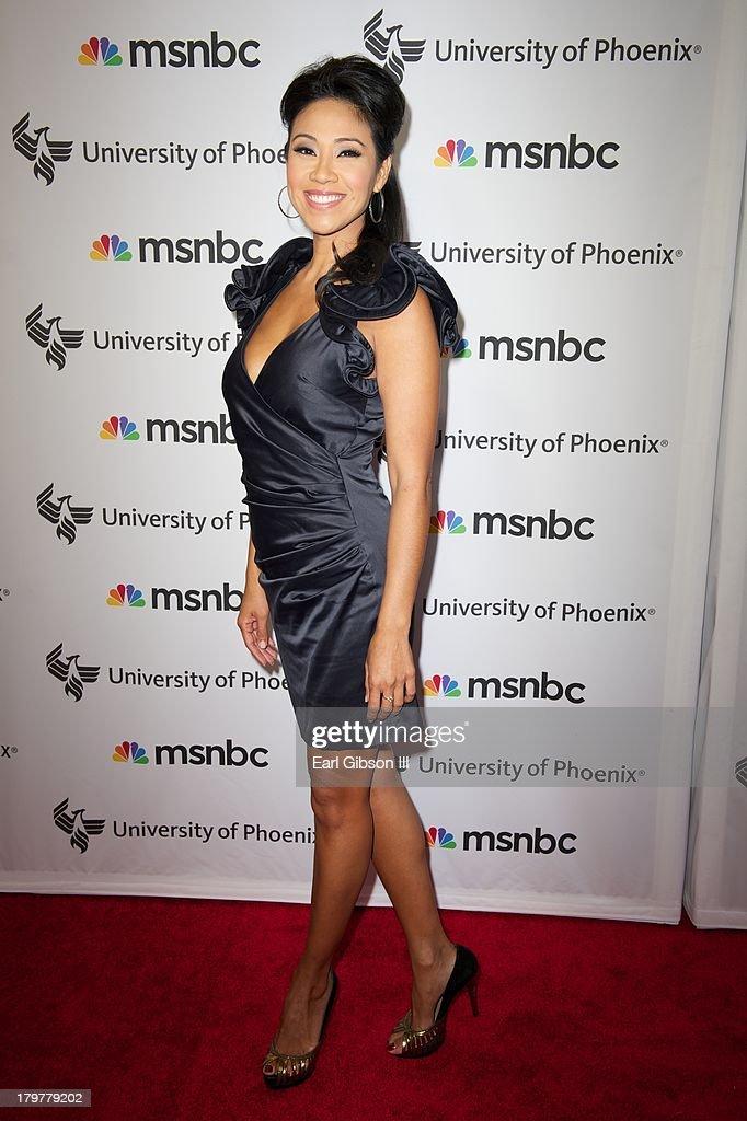 Veronica De La Cruz attends 'Advancing The Dream' live at The Apollo Theater on September 6, 2013 in New York City.