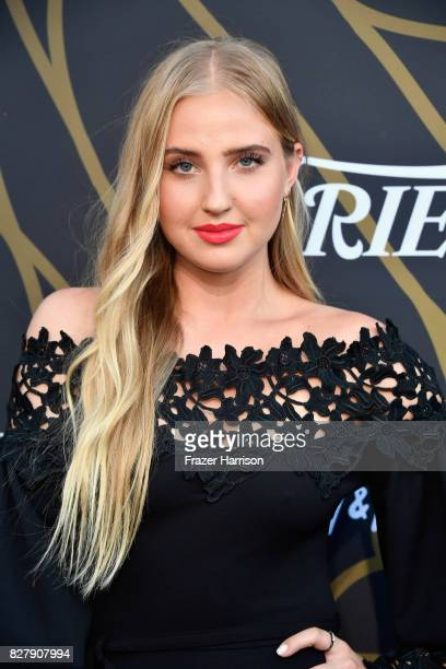 Veronica Dunne attends Variety Power of Young Hollywood at TAO Hollywood on August 8 2017 in Los Angeles California
