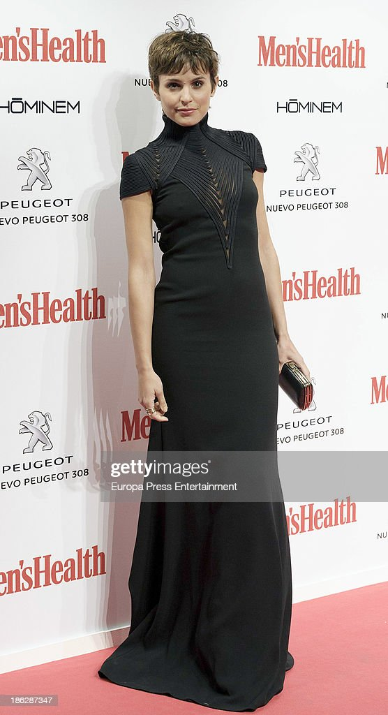 Veronica Echegui attends Men's Health Awards 2013 at Teatros del Canal on October 29, 2013 in Madrid, Spain.