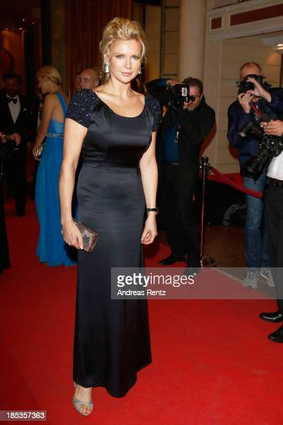 Veronica Ferres attends Audi Generation Award 2013 on October 19 2013 in Munich Germany
