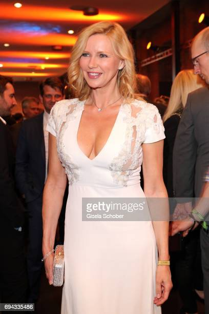 Veronica Ferres during the Toni Kroos charity gala benefit to the Toni Kroos Foundation at 'The Palladium' on June 9 2017 in Cologne Germany