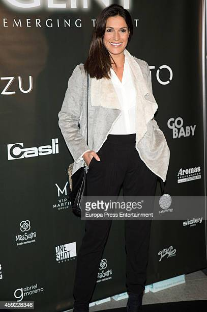 Veronica Hidalgo attends Glint Agency launch party on November 18 2014 in Madrid Spain