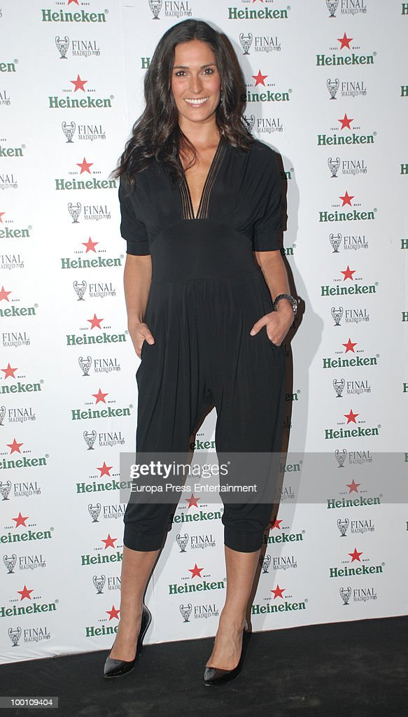 Veronica Hidalgo attends the Heineken Private Party on May 20, 2010 in Madrid, Spain.