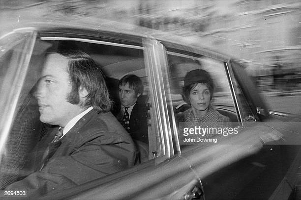 Veronica Lucan the Dowager Countess of Lucan Her husband Lord Lucan vanished from their home in 1974 leaving the murdered body of their nanny in the...