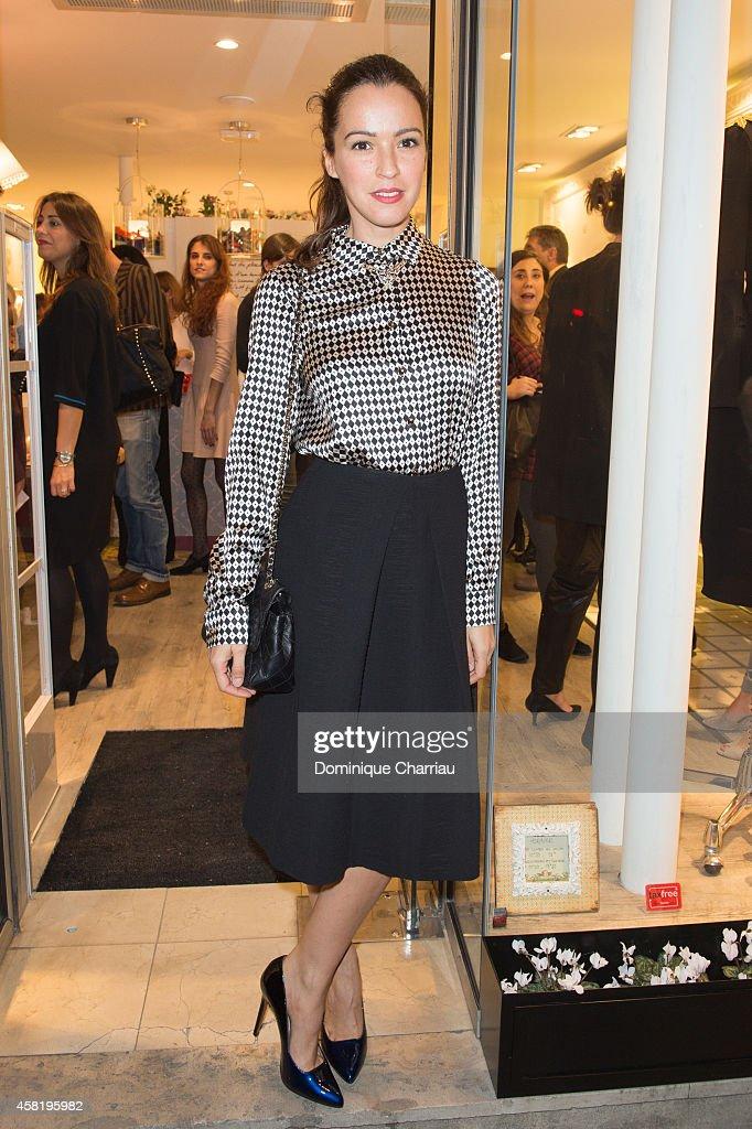 'Dolores Promesas' Opening Store in Paris