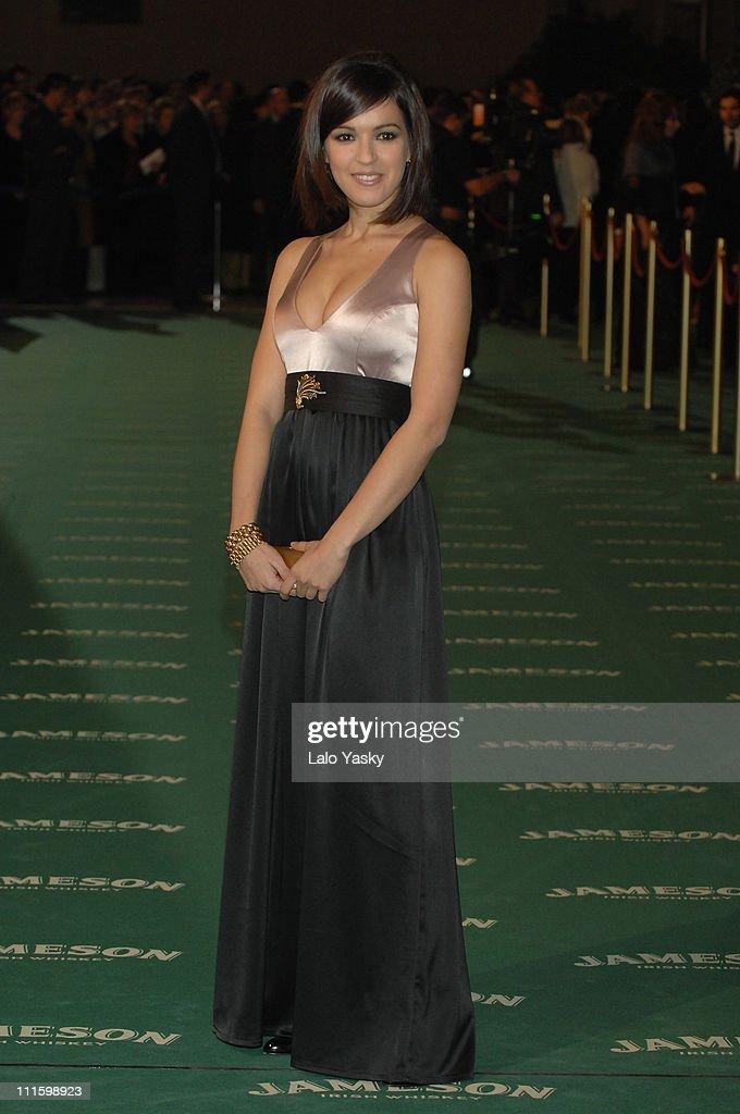 2007 Goya Awards - Arrivals