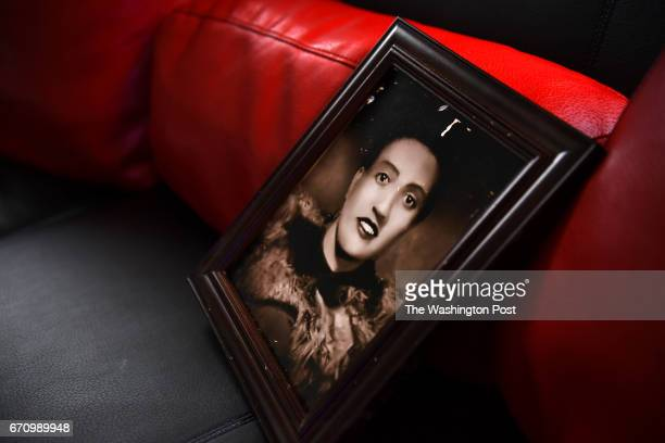 Veronica Spencer great granddaughter of Henrietta Lacks whose cancer cells are some of the most important in medical research has a photograph of her...