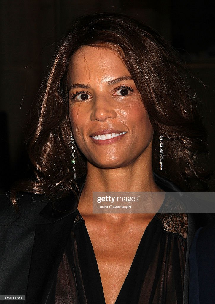 <a gi-track='captionPersonalityLinkClicked' href=/galleries/search?phrase=Veronica+Webb&family=editorial&specificpeople=213742 ng-click='$event.stopPropagation()'>Veronica Webb</a> attends the New Yorkers For Children Presents 14th Annual Fall Gala at Cipriani 42nd Street on September 17, 2013 in New York City.