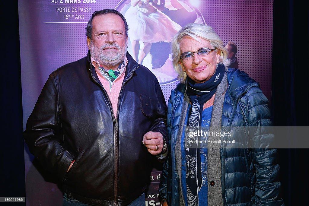 39 cirque gruss 39 premiere in paris getty images - Age de veronique de villele ...