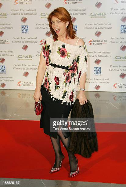 Veronique Genest during 2005 International Forum of Cinema Literature Opening Arrivals at Grimaldi Forum in Monte Carlo Monaco