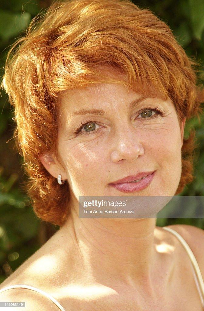 Saint-Tropez Fiction Television Festival 2001 - Veronique Genest Portraits