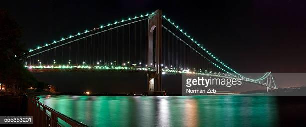 Verrazano Narrows Bridge Panorama HD