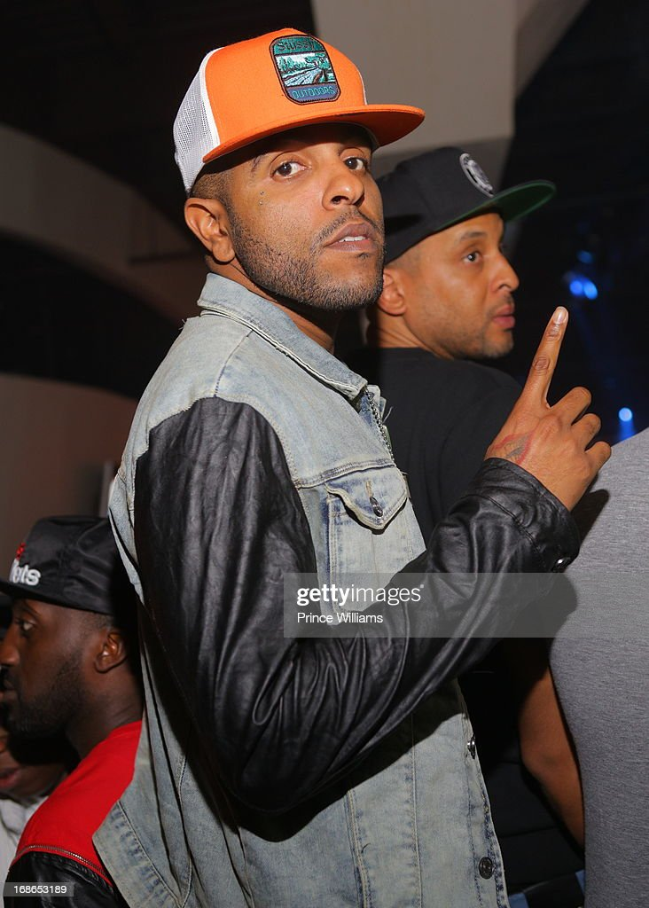 Verse Simmons attends the Meek Mill and DJ Drama Birthday Celebration at Velvet Room on May 12, 2013 in Chamblee, Georgia.