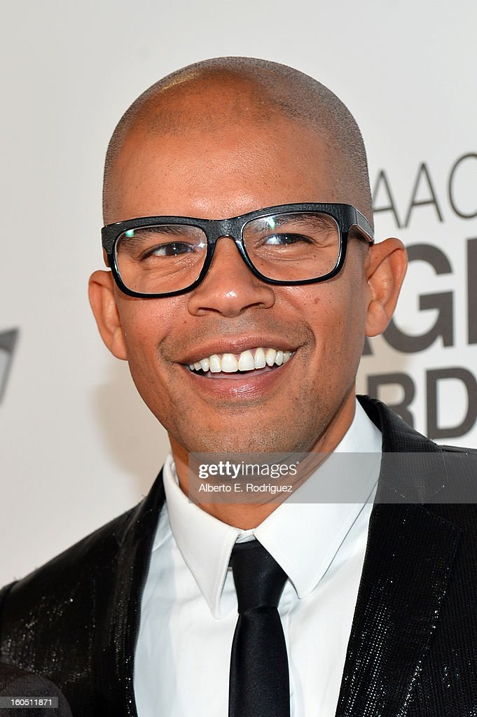 'Verses & Flow' Executive Producer Aaron Walton attends the 44th NAACP Image Awards at The Shrine Auditorium on February 1, 2013 in Los Angeles, California.